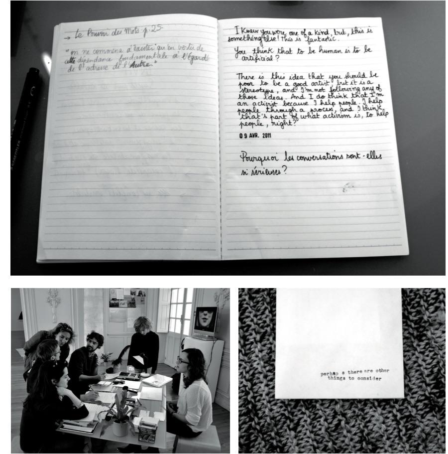 BIG CONVERSATION PAPER EXCERPT 1