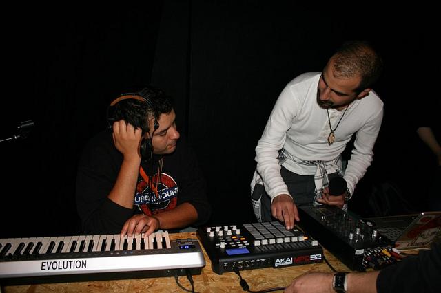 Bassel and Karrim